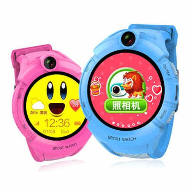 A17 1.4 Inch Children Smart Watch Take A Photo Camera Cell Phone Watch Remote Al