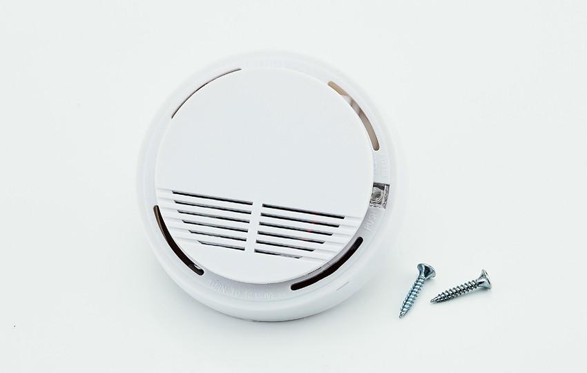 Detector de humo RF 433 Mhz