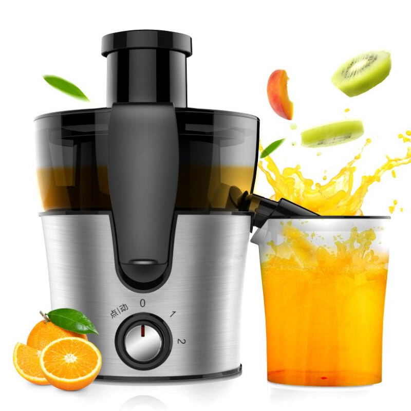цена на Slow Juicer 250W Fruits Vegetables Low Speed Slowly Juice Extractor Juicers Fruit Drinking Machine For Home