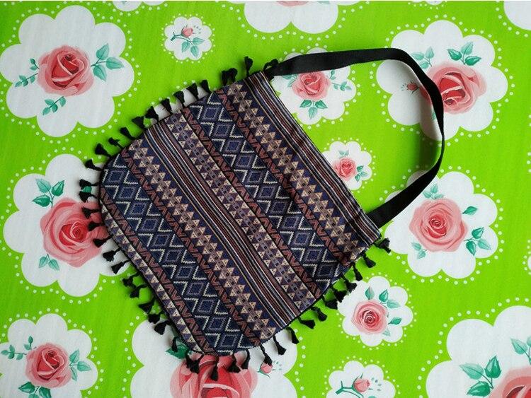bohemian bags vintage shoulder bag women's handbags (7)