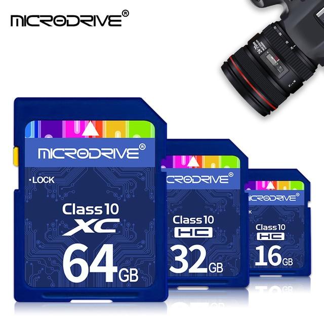 SD Card 128GB 64GB 32GB 16GB 8GB memory card Class10 cartao de memoria SDHC SDXC uhs-i HD video carte sd For Camera