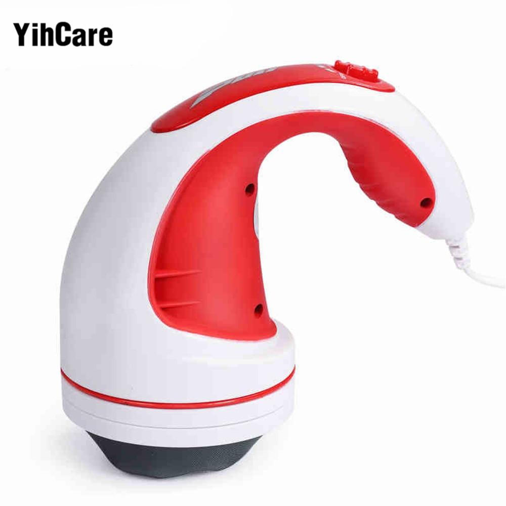 YihCare Anti Cellulite Full Body Slimming Infrared Vibrating Massager Hammer Loss Weight Fat Burning Massage Vibration Machine