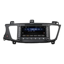 1024*600 Quad Core 2 din 8″ Android 5.1.1 Car Radio DVD GPS for Kia K7 Cadenza 2009-2012 With 3G/WIFI Bluetooth TV USB 16GB ROM