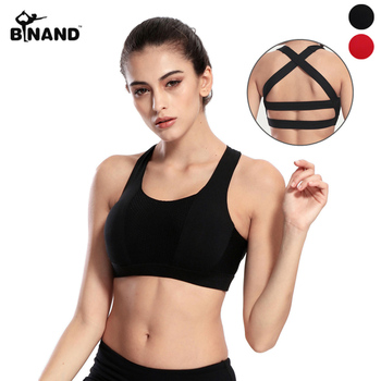 Cross Back Fitness Top – GYM, Running, Yoga, Training