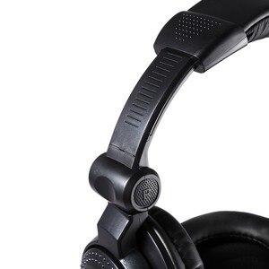 Image 3 - Brand new original ISK HP 960B Over ear Professional Headphone 3.5mm Studio Monitor Dynamic Stereo DJ HD Headsets music Earphone