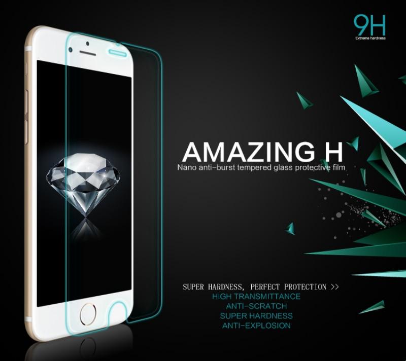 Hot! 0.26mm 9H Explosion-proof Premium Tempered Glass For iPhone 4 4S 5 SE 5S 6 6S Plus 6Plus 6SPlus Screen Protector Film Case