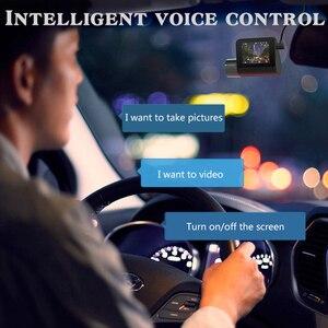 Image 5 - 70mai kamera na deskę rozdzielczą Pro smart Car 1994P HD nagrywanie wideo z funkcją WIFI kamera tylna 140FOV Night Vision moduł GPS