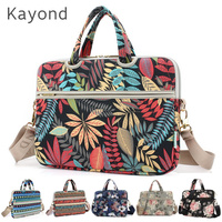 2018 Newest Kayond Brand Messenger Bag Handbag,Case For Laptop 13,14,15,15.6,For MacBook 13.3, 15.4 inch,Free Drop Shipping