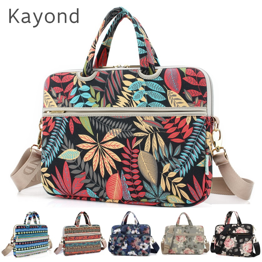 2019 Newest Kayond Brand Messenger Bag Handbag,Case For Laptop 13