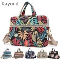 2019 Newest Kayond Brand Messenger Bag Handbag,Case For Laptop 13,14,15,15.6,For MacBook 13.3, 15.4 inch,Free Drop Shipping