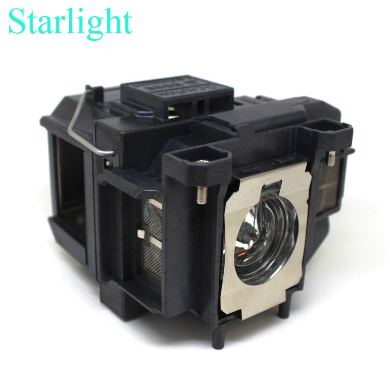EB-S12 EX3212 1261W VS210 VS310 VS315W MG-50 MG-850HD Powerlite 1221 H432B projector lamp ELPLP67 V13H010L67 for Epson sat integral s 1221 hd stealth купить есть в наличии