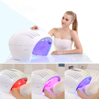 PDT LED Light Therapy Machine Face Beauty Photodynamic Lamp Acne Wrinkle Remove Skin Rejuvenation SPA PDT Therapy