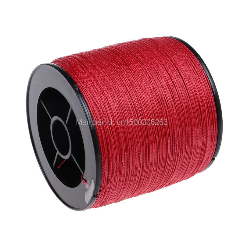 4 strands 500M red (4)