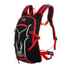 Motorcycle Backpack Cycling Bag Waterproof Shoulders Reflective Backpack Bag Motocross Racing Package