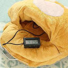 1 pc lotv śliczne duże kreskówki stopy ciepłe kapcie USB buty ocieplające stopy komputer PC elektryczny pantofel ciepła miękkie i wygodne 461350 tanie tanio OLOEY Włókien syntetycznych 76-100 w 10-14 Godzin Jedno miejsce USB Foot Warmer Shoes Cartoon Electric Heat Slipper Big Feet Warm Slippers