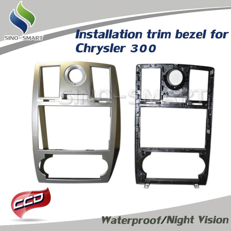 Chrysler 300 300c 2006 2d Small Dash Kit: Chrysler 300c Radio Reviews