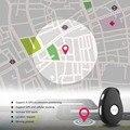 Многофункциональный GPS мини GPS трекер локатор SOS сигнализация для детей старшего питомца кота собаки автомобиля Личная сигнализация безопа...