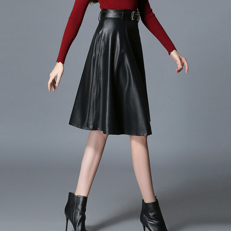 Cool Sexy Bold And Beautiful Women39s Leather Skirt Online On Paucileather