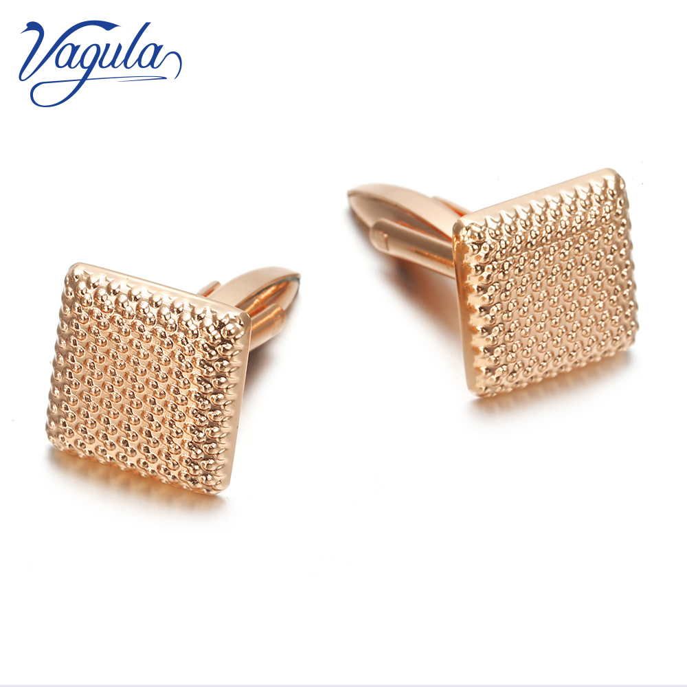 VAGULA Bonito Gemelos Classical Cufflink Luxury Gift Party Wedding Suit Shirt  Cuff Links 805