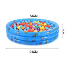 Nadmuchiwany basen basen dla dzieci basen przenośny odkryty basen dla dzieci wanna piłka dla dzieci wody pitnej grać zabawka dla niemowląt domek do zabawy tanie tanio 7-9 M 19-24 M 2-3Y 0-3 M 4-6 M 13-18 M 10-12 M 4-6Y PJ3296#A7 Nadmuchiwane okrągły Z tworzywa sztucznego Cartoon TouchCare