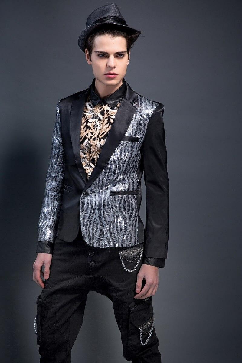 Popular mens embroidered blazer buy cheap