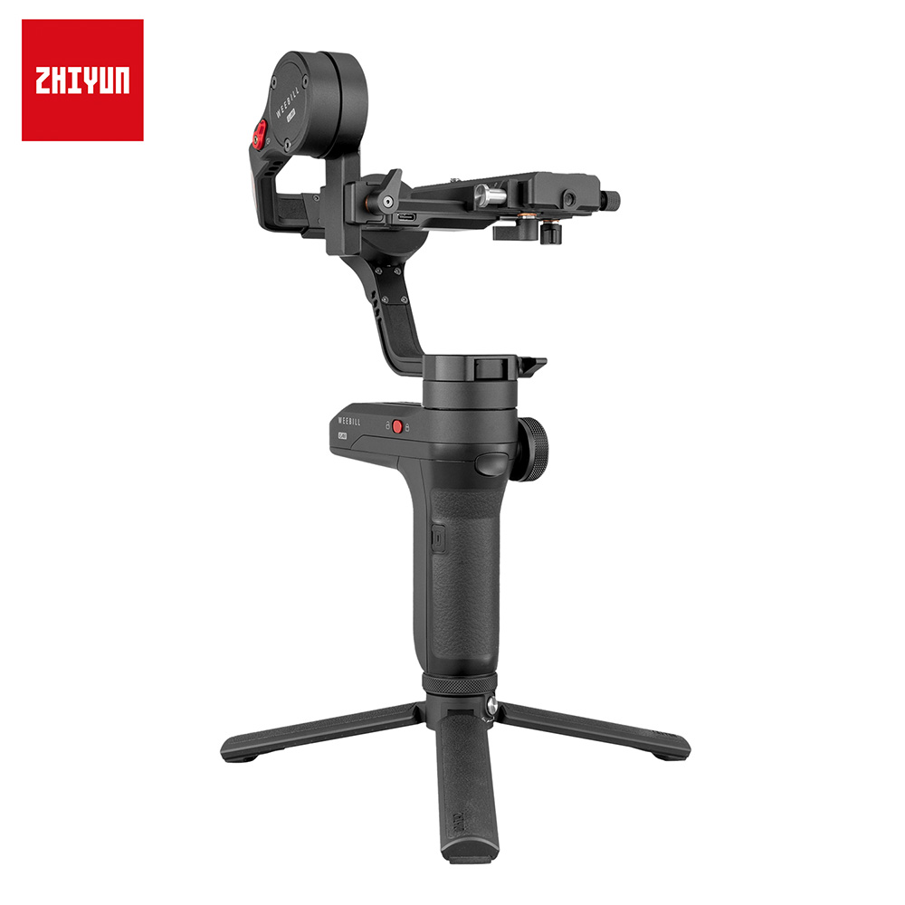 ZHIYUN Official WEEBILL LAB 3 Axis Image Transmission Stabilizer for Sony/Nikon Mirrorless Camera Sensor Control Handheld Gimbal-in Handheld Gimbal from Consumer Electronics