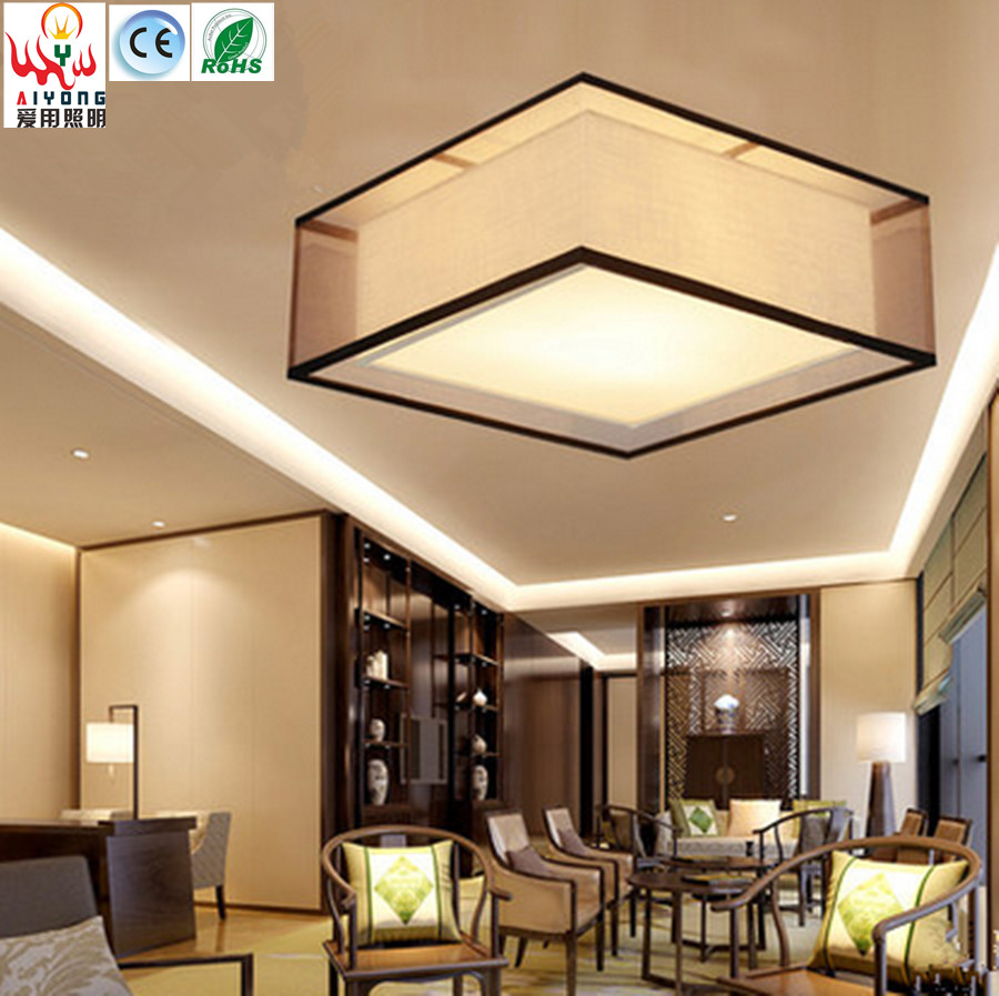 Chinese LED square ceiling lamp modern minimalist living room bedroom den creative restaurant lighting hot sale inflatable gym air track gymnastics equipment tumbling mats with free pump and free shipping 10m x 1 5m x 0 1m