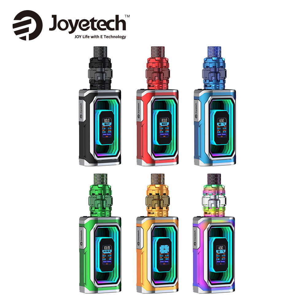 Newest Original Joyetech ESPION Infinite 230W TC Kit with ProCore Conquer Tank 5.5ml & 0.96-inch TFT Color Display No Cell Kit top and top summer toddler boy clothes gentleman boy clothing set bow tie romper top straps shorts boys wedding party clothes