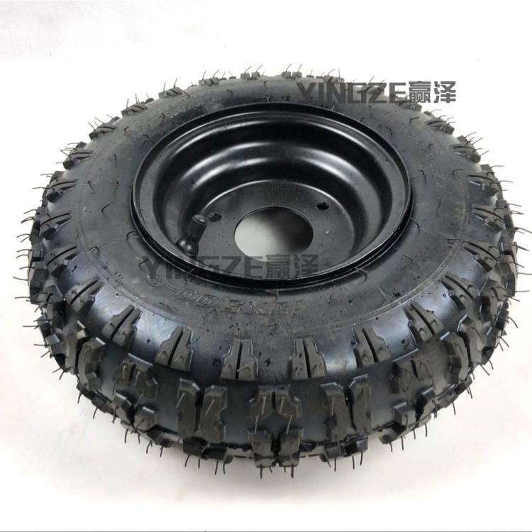 Back To Search Resultsautomobiles & Motorcycles Forceful Go Kart Karting Atv Utv Buggy 13x5.00-6 Inch Wheel Tubeless Tyre Tire With Hub Outstanding Features Go Kart Parts & Accessories