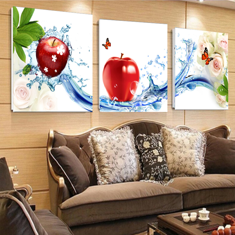 No Frame wall art oil paintings canvas painting wall picture decorative ...