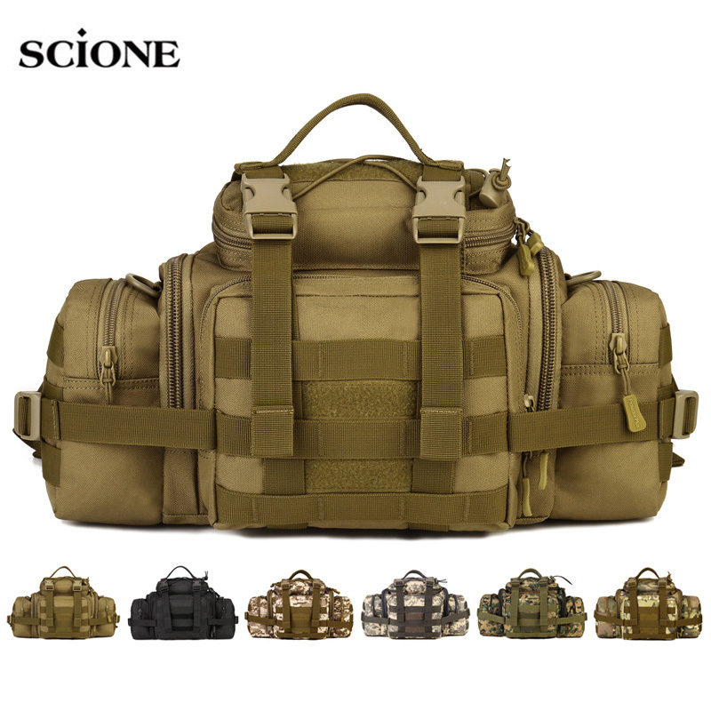 Molle Military Waist Bags Cameras Bag Fanny Pack Belt Tactic