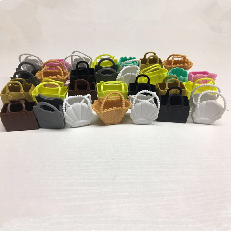 10pcs LOL Doll Accessories for Baby Kids DIY Feeding-bottles/Dolls/ Bags Accessory Toy R ...