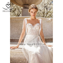 Swanskirt Wedding Dress 2019 robe de mariee mariage abiye