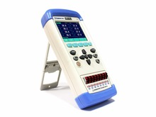 8-channel Handheld Temperature Thermometer Thermocouple Meter Recorder Logger J/K/T/E/S/N/B Thermocouple AT4208