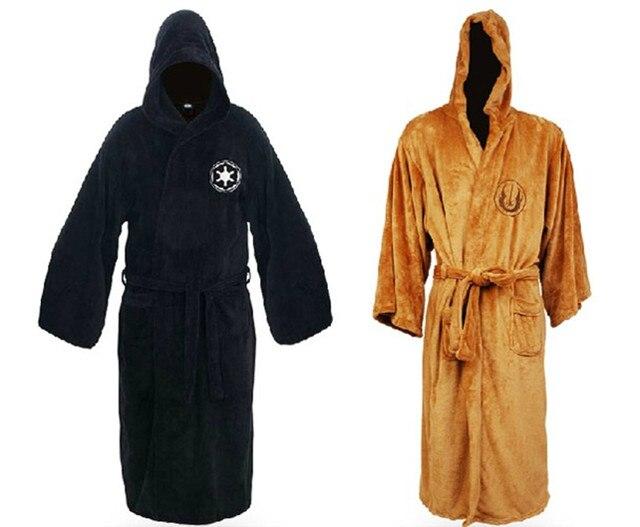 Косплей Star Wars Jedi пижамы халат Ночная Рубашка платье Млечный Путь Империи Обустройства Дома повседневной одежды