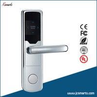 Hotel T57 Access Control System IC ID Card Sliding Door Lock