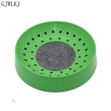 Голубь поставки пластиковые dehumi dification гнездящийся яйцо чаша площадку натурального волокна трава чаша питания разведение чаша 1 шт