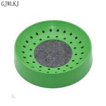 Güvercin malzemeleri plastik dehumi dification üreme kuş yumurta kase pad doğal elyaf çim kasesi kaynağı yetiştiriciliği kase 1 adet