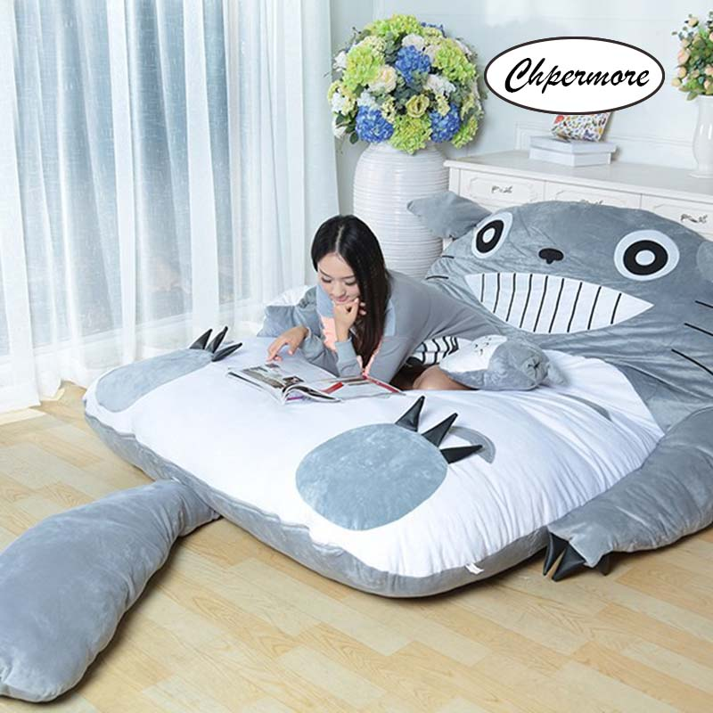 Image 4 - Chpermore Big size Cute Cartoon Mattresses Comfortable Living room Hotel tatami Multifunction Thicken Mattress King Queen Size-in Mattresses from Furniture