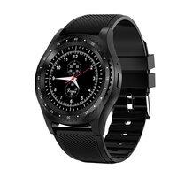 L9 Smart Watch With Camera Bluetooth Sports Watch Fitness Monitor Support SIM Card Smartwatch Health Sleep