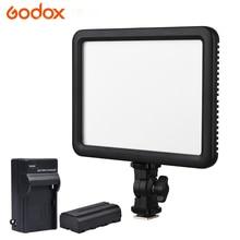 Godox P120C Ultra Slim Led Video Light Led Studio Continue Led Video Light Lamp Met Panel Voor Camera Dv Camcorder 3300K ~ 5600K