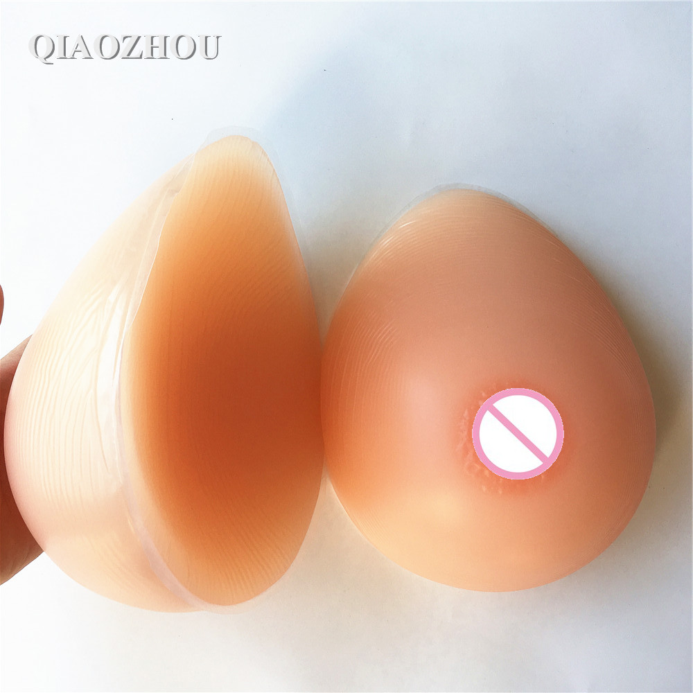 silicone breasts