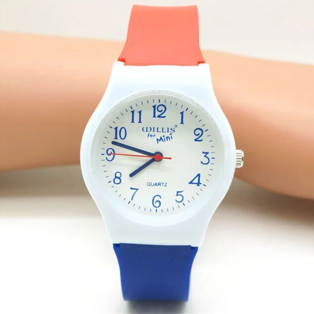 2016 new Willis mini women watches fashion table waterproof ladies watch child table jelly watches 489 jeanne willis wild child