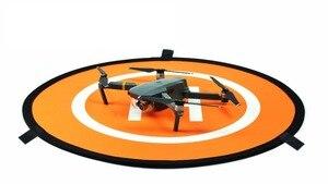 Image 4 - PGYTECH DJI Spark Protective Fast fold Drone Landing Pad For Mavic Pro Phantom 2 3 4 inspire 75cm Station Apron Portable Pour