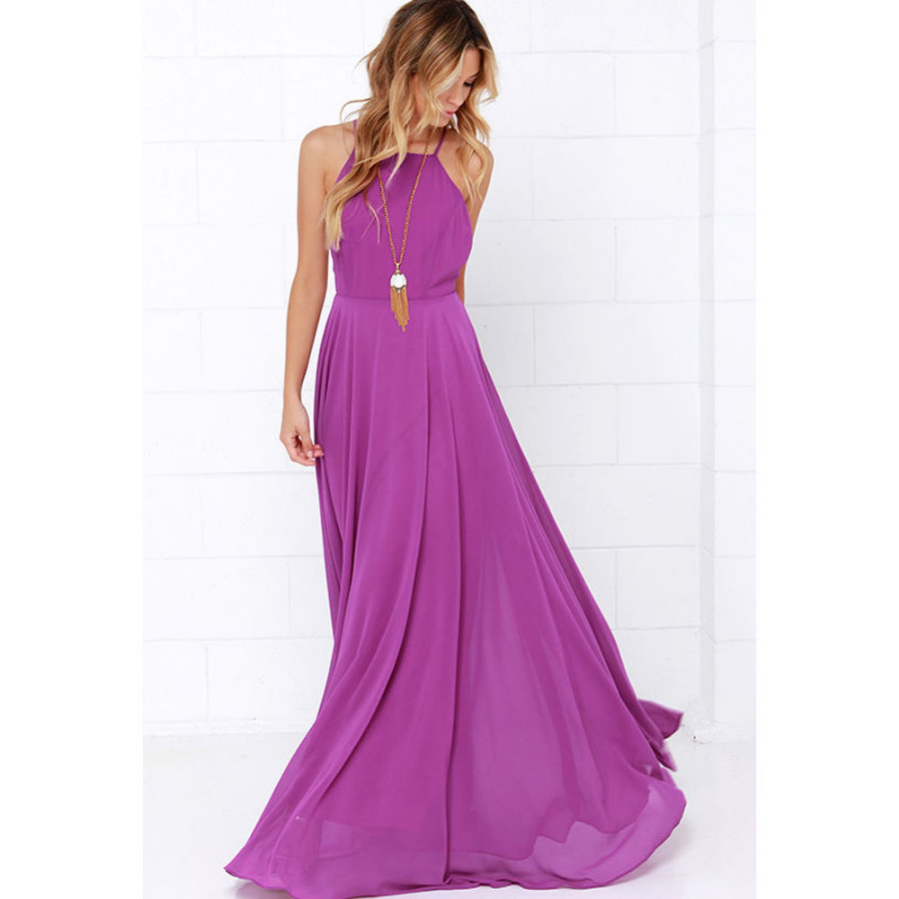 - New Arrivals Lady Dresses Women Chiffon Long ...