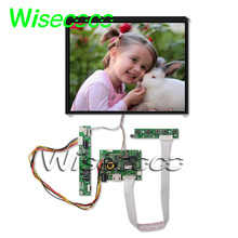 цена на IPS 9.7 inch HD resolution 1024x768 LCD panel screen with  control board HDMI  for DIY multiple devices