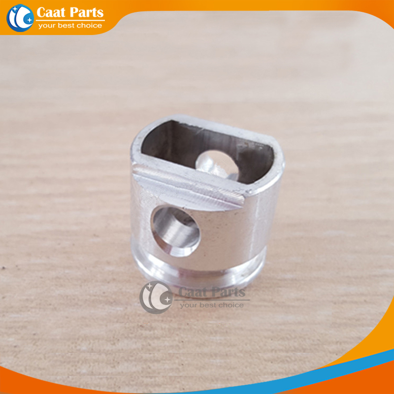 Free Shipping! Silver Tone Aluminum Electric Hammer Drill Piston for HILTI TE14 TE15, High-quality! high quality electric hammer drill boutique stator case plastic shell for bosch gbh2 26dre gbh2 26dfr