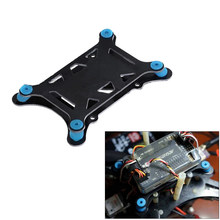 1pcs Universal Damping Plate For APM 2.5 2.6 KK MWC Flight Control Anti-vibration Shock Absorber Set(China)