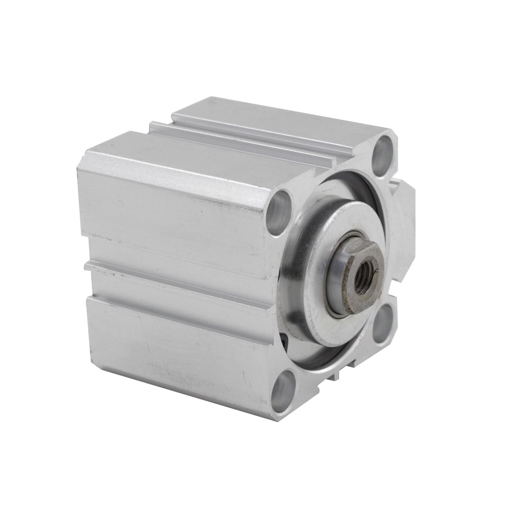 SDA Type Thin Air Cylinder 50mm Bore 5/10/15/20/25/30/40mm Stroke Aluminum Alloy Dual Action Pneumatic Component щебень фракция 20 40 мм 50 кг