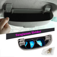 Car Styling Sunglasses Holder Eyeglasses Storage Box Case For Mitsubishi Asx Lancer 10 9 Outlander Pajero